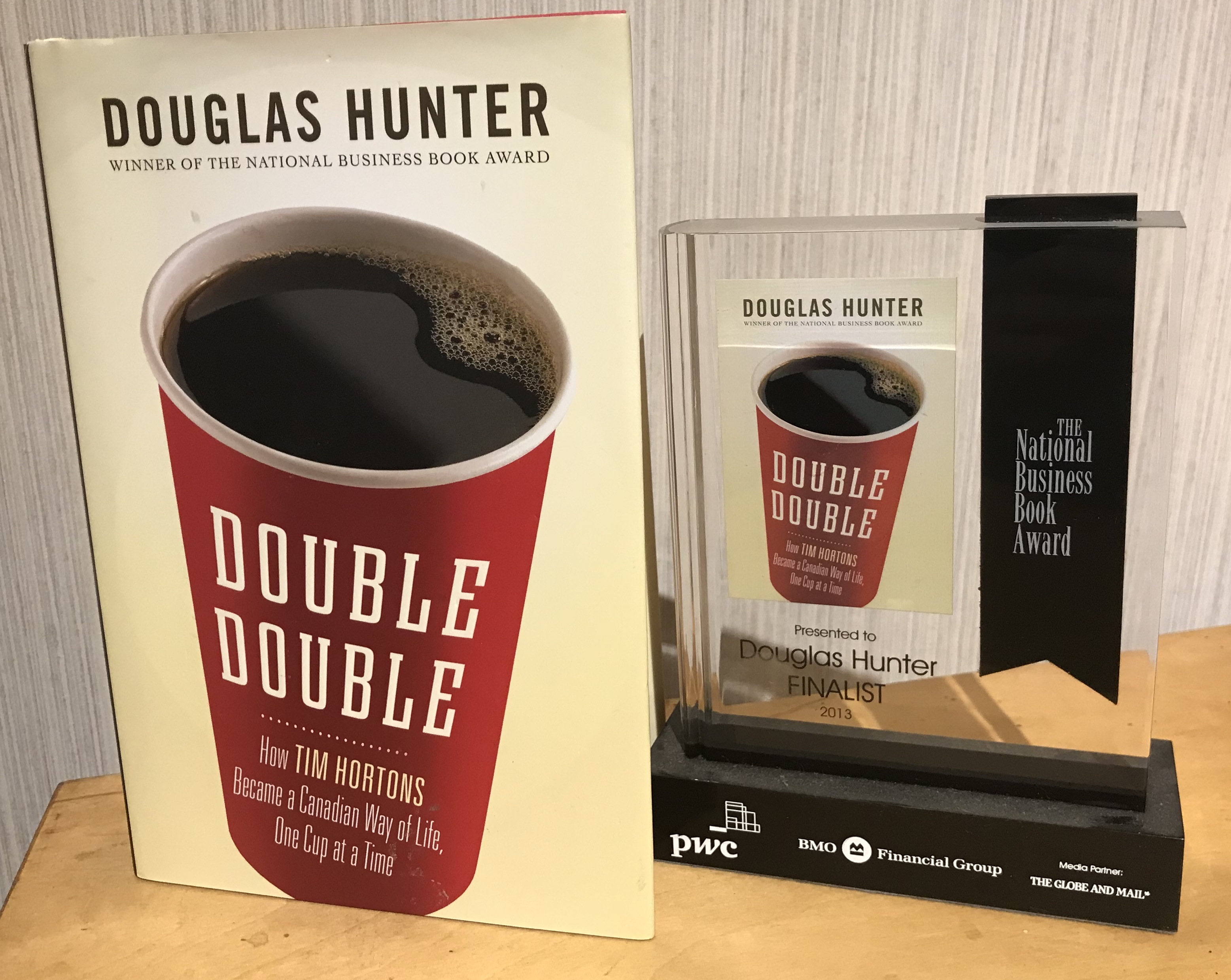 Double Double – Douglas Hunter